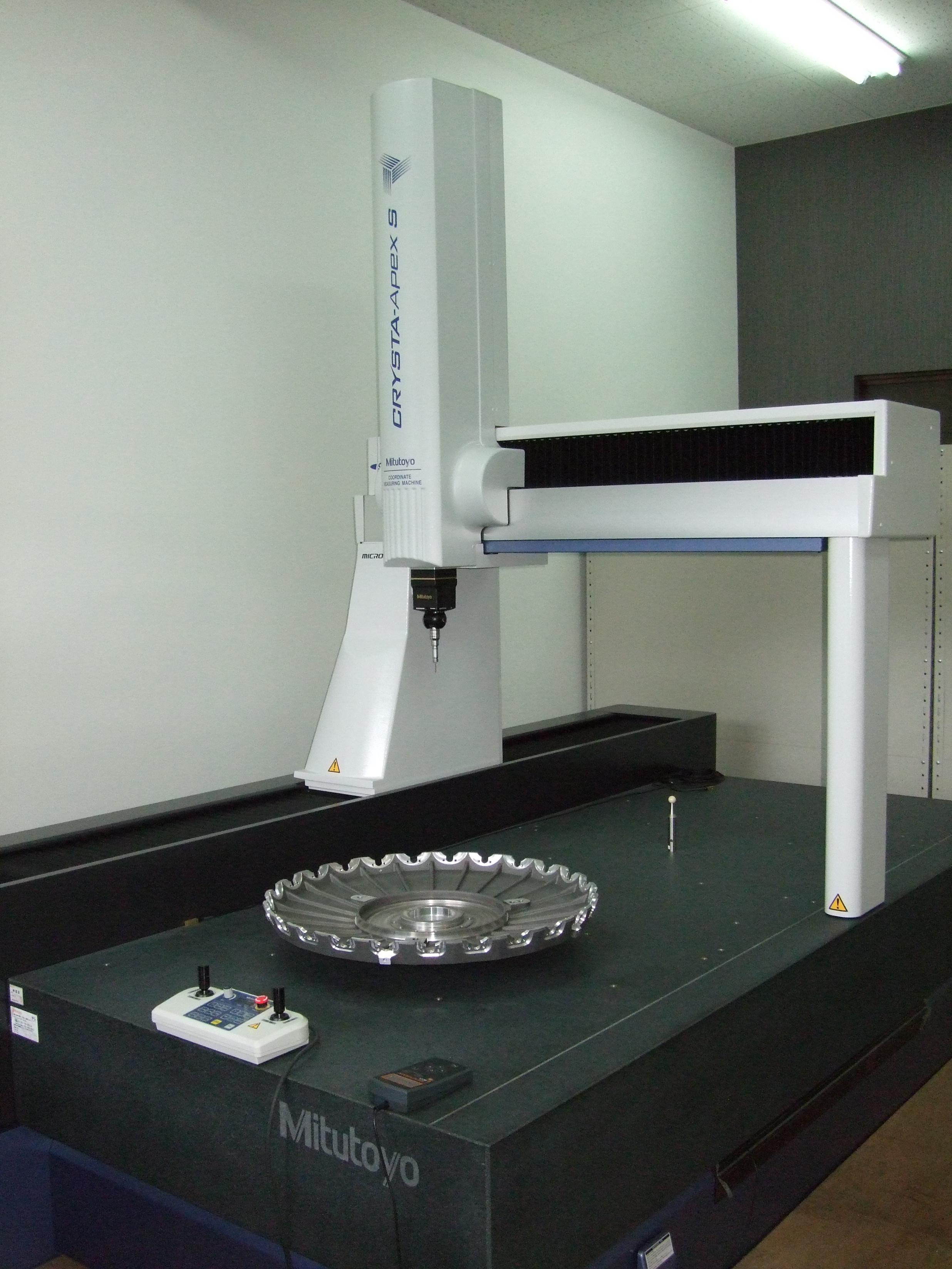 CNC三次元測定機(CRYSTA A-Apex S 9206)